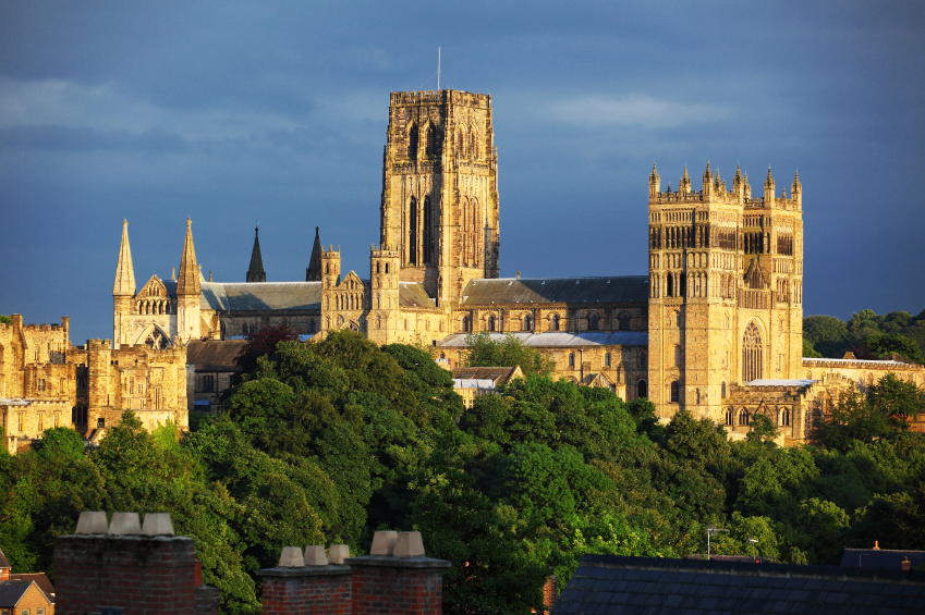 Durham Cathedral world heritage site