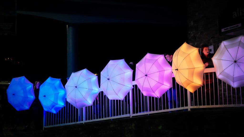 Durham Lumiere Light Festival