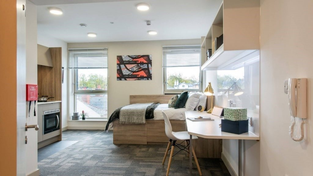 CityBlock Bedroom