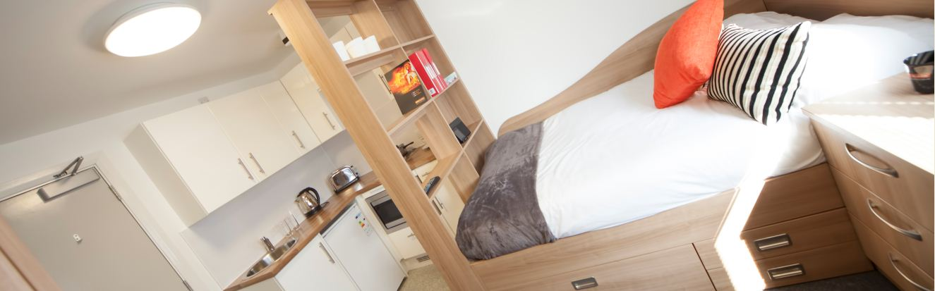Ensuite Student Room in Leicester