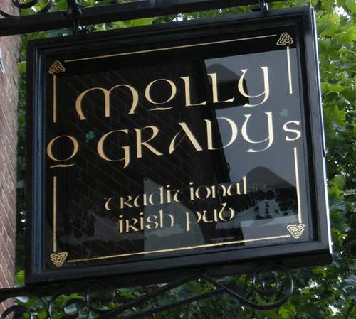 MOLLY O GRADYS