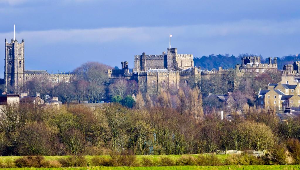 Lancaster Castle - iStock_000024595097_Medium