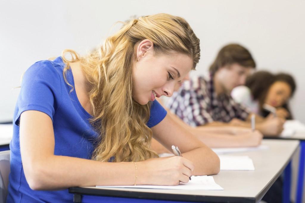 Woman in Exam - iStock_000065705047_Medium