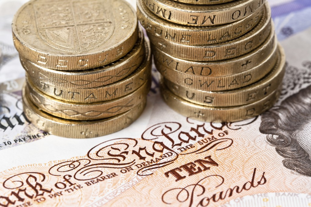 British currency iStock_000014493013_Medium