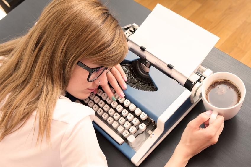 Tired writer iStock_000065880499_Small